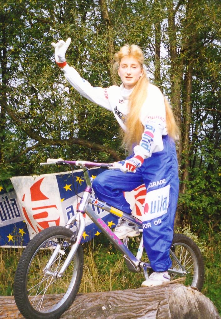Anna Kramarczyk - brązowa medalistka Mistrzostw Świata BTiU, 6-cio krotna Mistrzyni Polski, wielokrotna Mistrzyni Polski w drużynie.