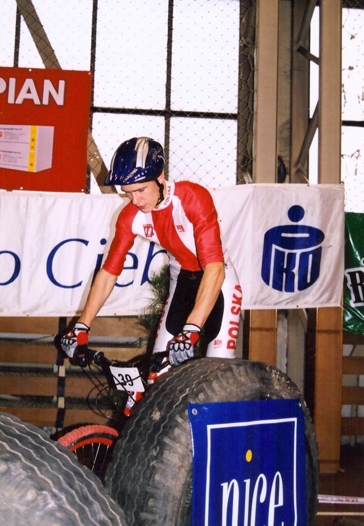 Michał Zubek - wielokrotny medalista Mistrzostw Polski, medalista Mistrzostw Świata w drużynie