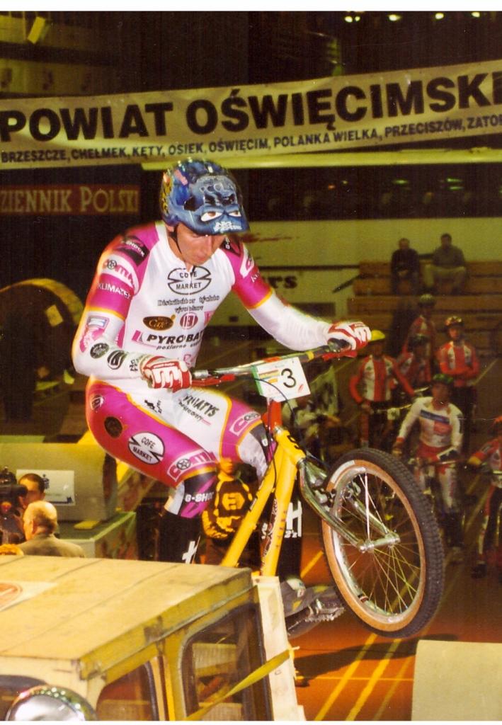 Stefan Pczola, nauczyciel i trener K.S. Aquila, Mistrz Świata BTiU, wielokrotny reprezentant Słowacji, medalista Mistrzostw Pols
