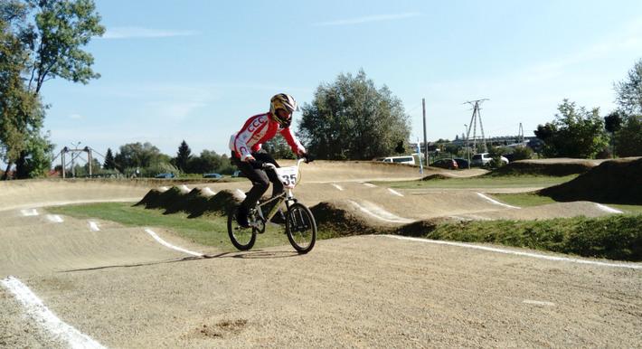 Mistrzostwa Polski BMX w jeździe indywidualnej na czas