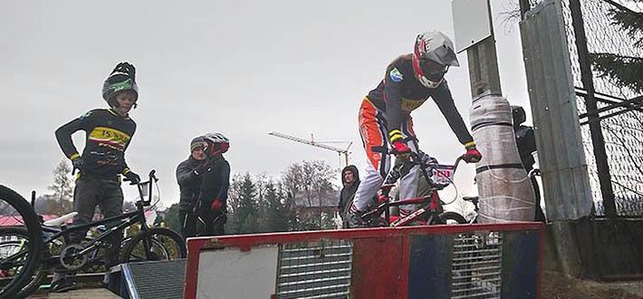 Będą Mistrzostwa Małopolski na mini torze BMX w Stryszowie