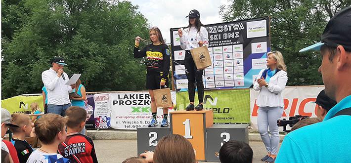 Aquila lubi podium
