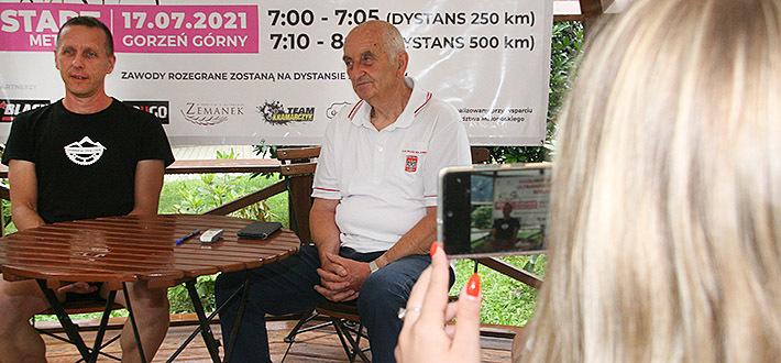 Aquila Peleton organizatorem ultramaratonu