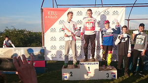 Udane Zawody BMX w Veszprém