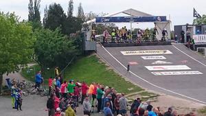 BMX European Cup Praha Repy