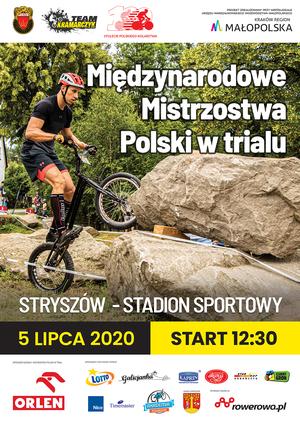Mistrzostwa Polski Trial | 5 lipca 2020 | Stryszów