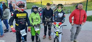 Zmagania BMX na Trzech Wzgórzach