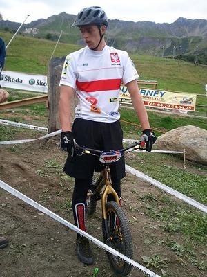 Filip Mrugała - Lotto AQUILA Wadowice